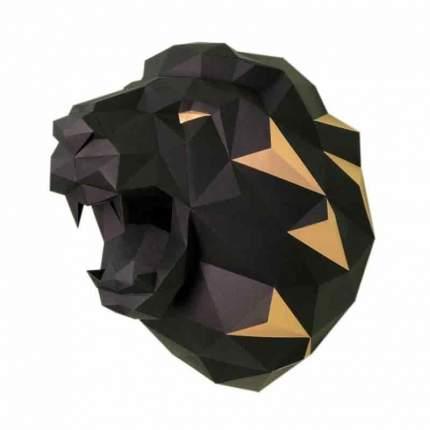 3D-конструктор Paperraz Лев Николаевич чёрный