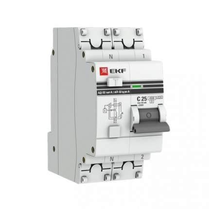 Дифавтоматы EKF DA32-06-30-pro