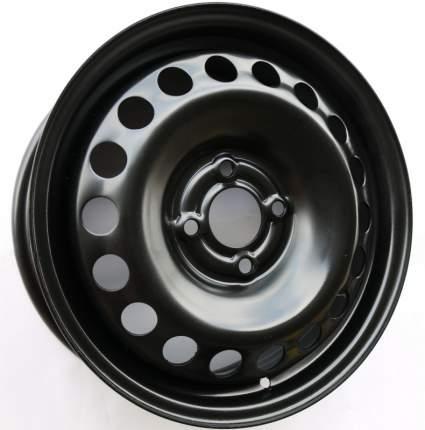 Диски TREBL Renault 64A50C P 6,0\R15 4*100 ET50 d60,1 Black 9284690