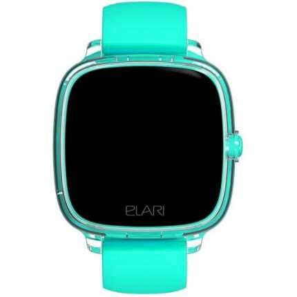 Детские смарт-часы ELARI Kidphone Fresh Green/Green