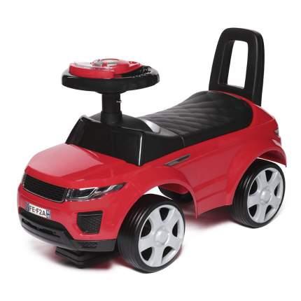 Каталка Baby Care Sport car красная