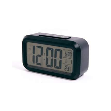 Радио-часы Сигнал EC-137B Black