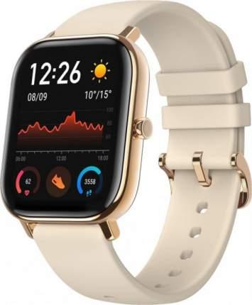 Смарт-часы Amazfit GTS Desert Gold (AMF-6970100373431)