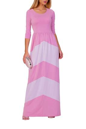 Платье женское FABIEN DE FERANTE 2127 розовое 44 RU