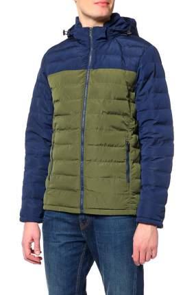 Куртка мужская T&H T&H C 196-0402 зеленая 52 RU