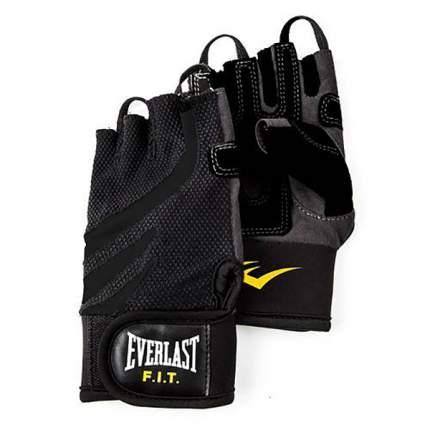 Перчатки для тяжелой атлетики Everlast FIT Weightlifting L