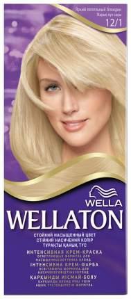 Краска для волос Wella Wellaton 12/1 яркий пепельный блондин 110 мл