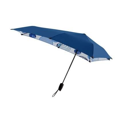 Зонт-автомат Senz Dutch Dots синий