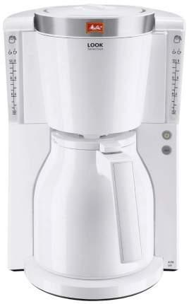 Кофеварка капельного типа Melitta Look IV Therm Selection White