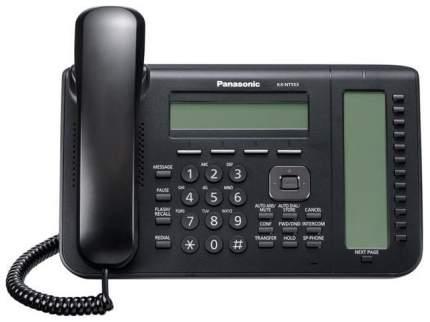 IP-Телефон Panasonic KX-NT553RU-B Черный
