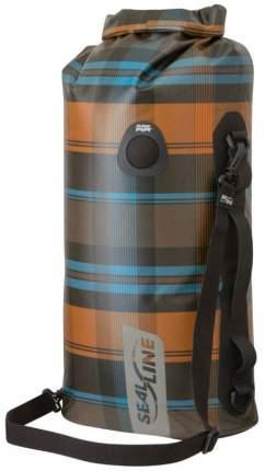 Гермомешок SealLine Discovery Deck Bag светло-зеленый 50 л