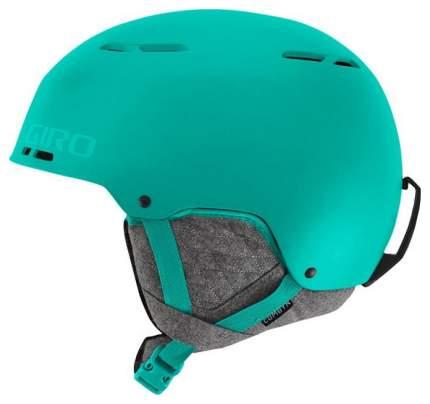Горнолыжный шлем Giro Combyn 2018 мужской голубой, S (52-55,5 см)