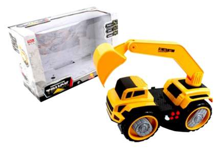 Машина инерционная, Грузовик с ковшом, свет, звук 6655-3 Наша игрушка