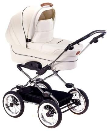 Коляска для новорожденного Navington Carаvel колеса 12 Royal Snow