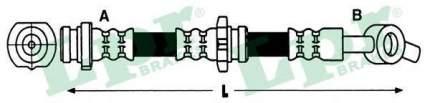 Шланг тормозной системы Lpr 6T47928