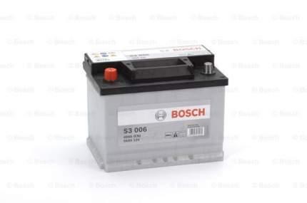 Аккумулятор автомобильный Bosch 0 092 S30 060 56 Ач