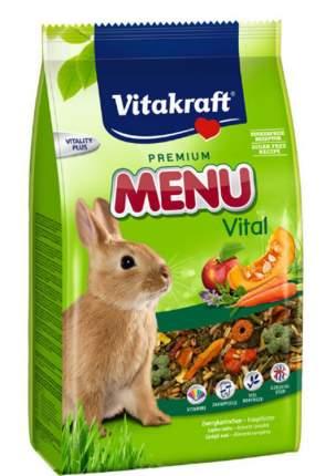 Корм для кроликов Vitakraft Menu Vital 0.5 кг 1 шт