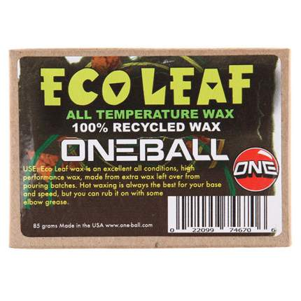 Парафин Oneball Eco Leaf Wax для всех температур 90 г