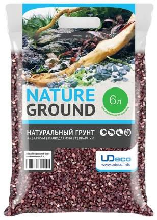 Грунт для аквариума UDeco Canyon Red 4-6 мм 6л