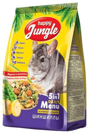 Корм для шиншилл Happy Jungle Happy Jungle 0.4 кг 1 шт