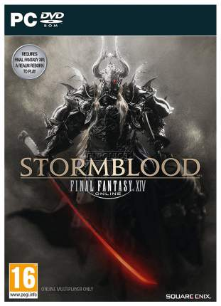 Игра Final Fantasy XIV: Stormblood для PC
