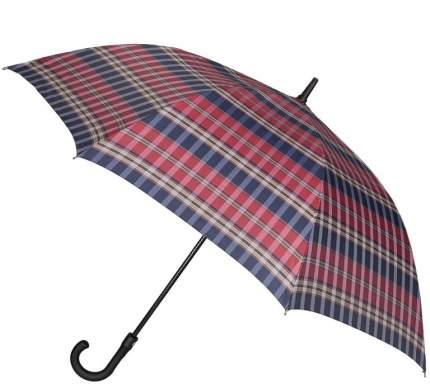Зонт-трость механический Eleganzza T-05-XL69 синий 01-00021948