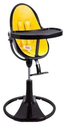 Стульчик для кормления Bloom Fresco Chrome Noir черный, желтый