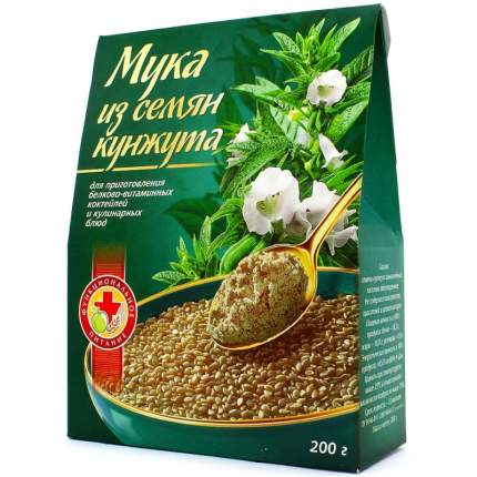 Мука Специалист из семян кунжута 200 г