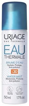 Солнцезащитное средство Uriage Eau Thermale Brume d'Eau SPF30 50 мл