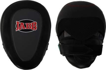 Боксерские лапы Jabb JE-2215 черные