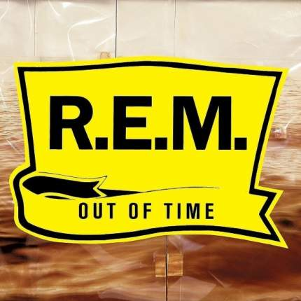 Виниловая пластинка R,E,M,   Out Of Time (LP)