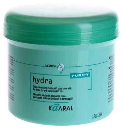 Маска для волос Kaaral Purify Hudra 500 мл
