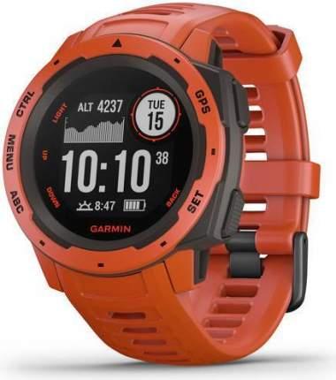 Смарт-часы Garmin Instinct оранжевые