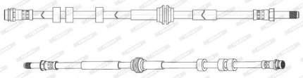 Шланг тормозной FERODO FHY3312