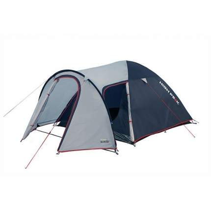 Палатка High Peak Kira четырехместная серая