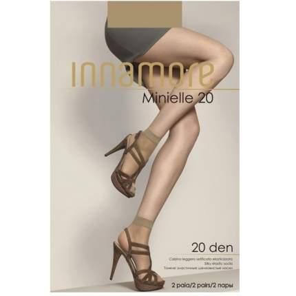 "Носки Innamore ""Minielle 20 lycra"" daino"