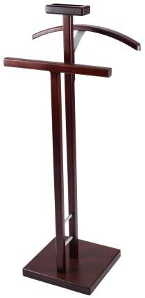 Вешалка Мебелик костюмная Галант 340 Темно-коричневый