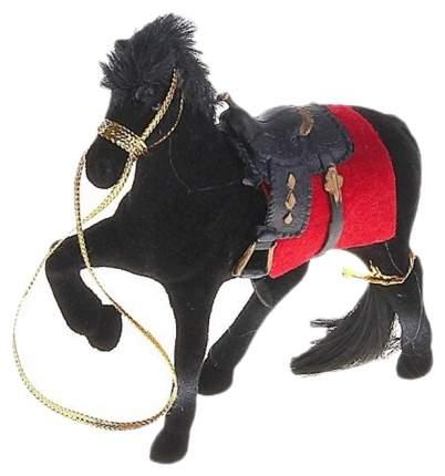 Флокированная лошадка Play Smart Н71300