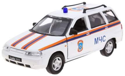 Масштабная модель автомобиля Autotime lada 111 мчс 1:36 2685