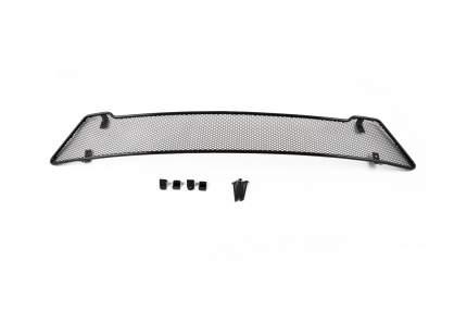 Сетка на бампер внешняя arbori для Lada Vesta 2015-2019, черная, 10 мм