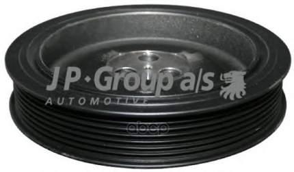 Шкив коленвала JP Group 1518301700