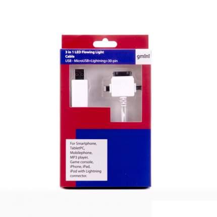 Кабель Gmini 30-pin 1м White