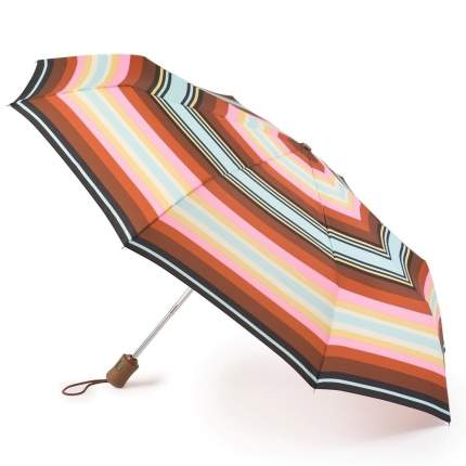Зонт-автомат Fulton R346 RodeoStripe Разноцветная полоска