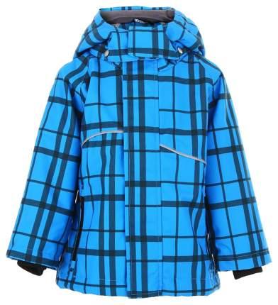 Куртка детская LappiKids 1223-Ф р.80 синий