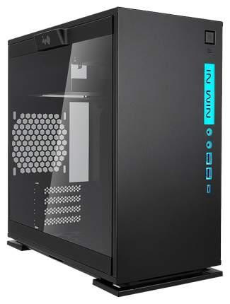 Компьютерный корпус IN WIN 301C без БП black