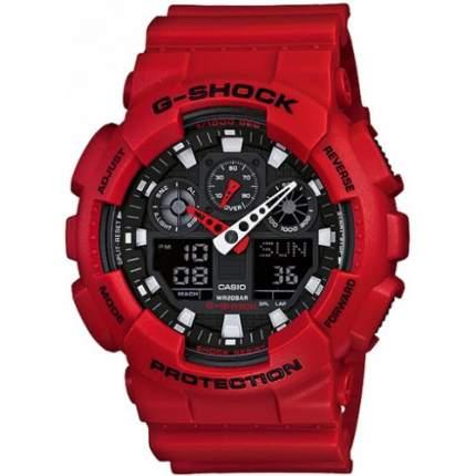 Спортивные наручные часы Casio G-Shock GA-100B-4A