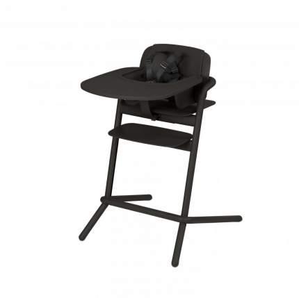 Cybex столик к стульчику lemo tray infinity black