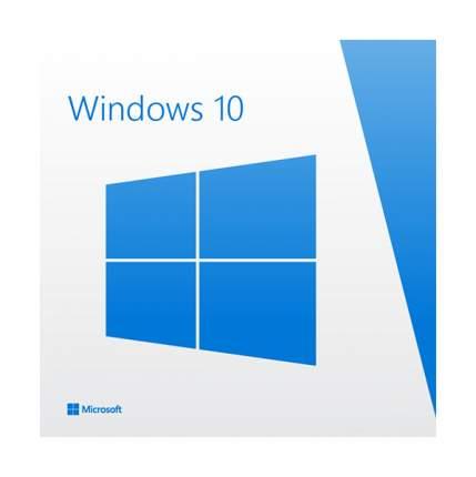 Операционная система Microsoft Windows 10 Home 32-bit Russian