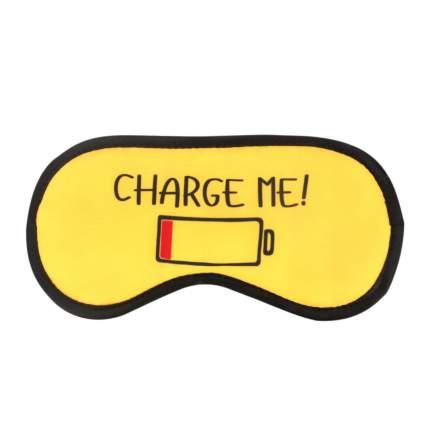 Маска для сна Kawaii Factory Charge me!