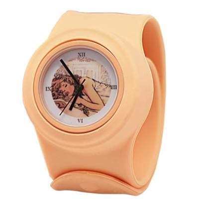 Наручные часы кварцевые женские Kawaii Factory Sleeping Girl KW093-000058